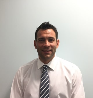 Tony Zonfrillo, Sales Director